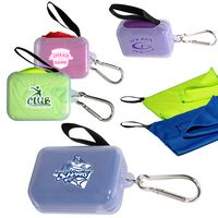 915801808-159 - Cooling Towel in Carabiner Case - thumbnail