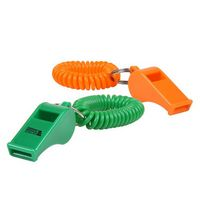 935666213-159 - Whistle Key Chain w/Coil Wristband - thumbnail
