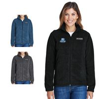 935667203-159 - Ladies' Columbia® Benton Springs™ Full Zip Fleece Sweater - thumbnail