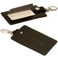 953397871-159 - Freedom Swivel Hook Luggage Tag (Silver Clasp) - thumbnail