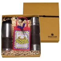 964912932-159 - Empire™ Tumbler & Thermos with Decadent Cocoa Gift Set - thumbnail