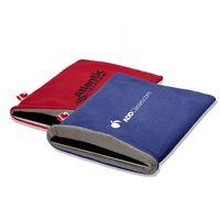976256035-159 - Polyester Fleece Tablet Sleeve - thumbnail