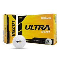 135549293-815 - Wilson Ultra 500 Golf Ball - thumbnail
