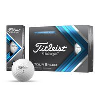 136340103-815 - Titleist Tour Speed Golf Balls - thumbnail