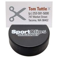 52974227-815 - Hockey Puck Business Card Holder - thumbnail