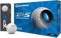 566345169-815 - TaylorMade TP5 Golf Balls - thumbnail