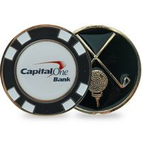 583417472-815 - Metal Poker Chip Ball Marker - thumbnail