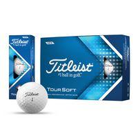 945549260-815 - Titleist Tour Soft Golf Balls (Factory Direct) - thumbnail