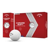 966241214-815 - Callaway Chrome Soft Golf Balls - thumbnail