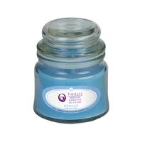 544566298-190 - Aromatherapy Candle in 4 Oz. Apothecary Jar - thumbnail
