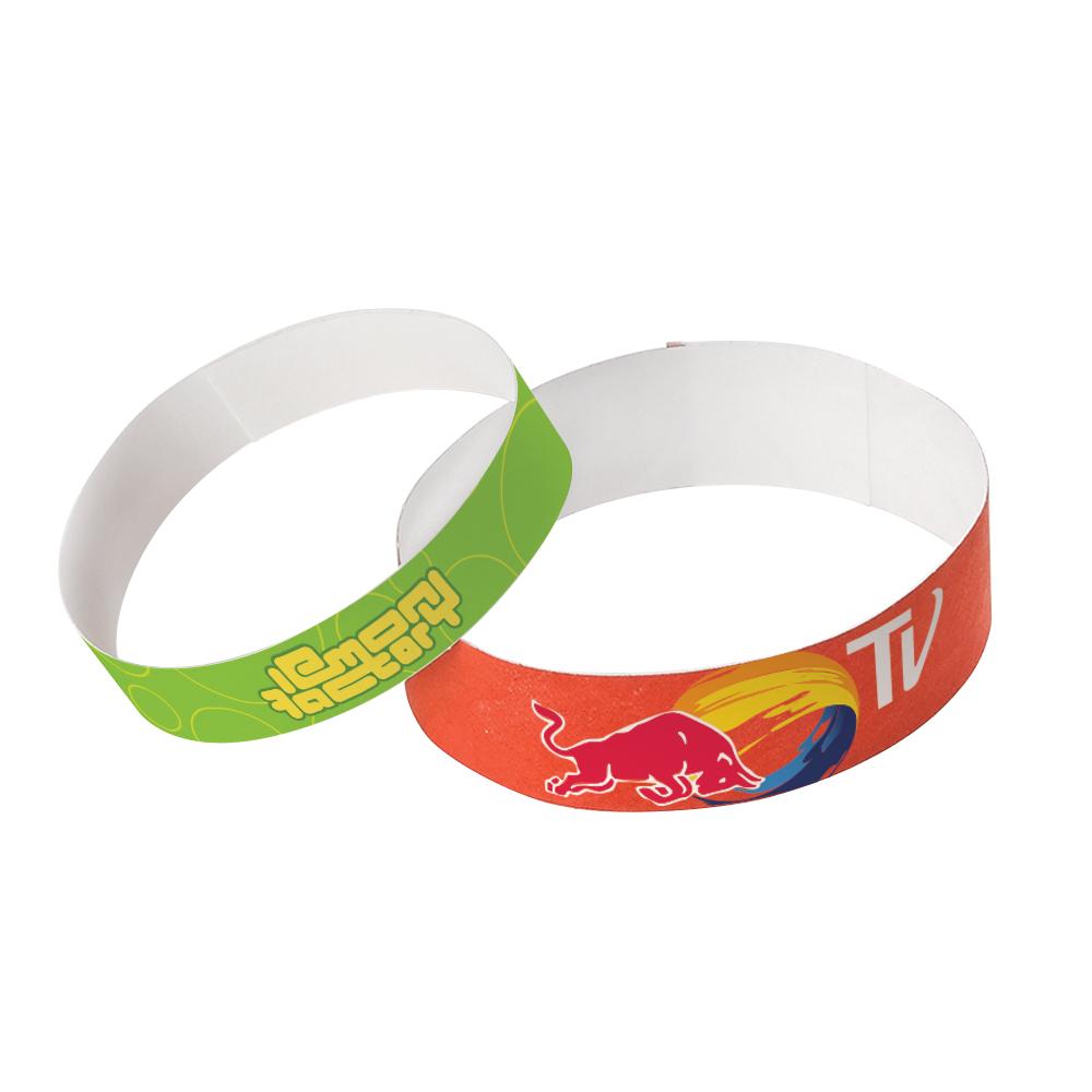 """565322390-190 - 9/16"""" 10 pt. Polyethylene Wristband - thumbnail"""