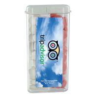 585003055-190 - Sugar Free Mints in a Rectangular Flip-Top Dual Dispenser - thumbnail