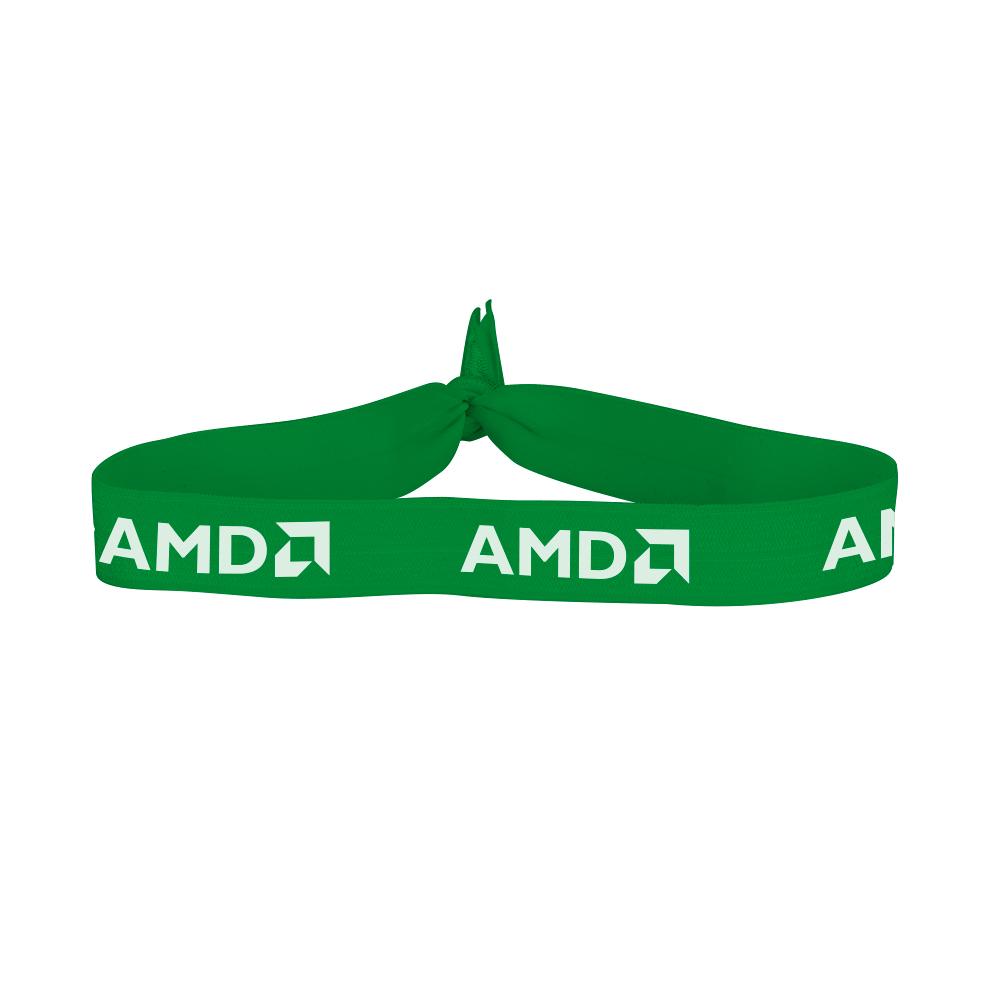 "595322409-190 - 3/4"" Imported Screenprinted Headband w/ 1-Color Imprint - thumbnail"