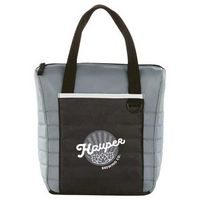 515514608-103 - Quilted 12-Can Lunch Cooler - thumbnail