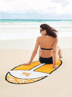153429242-173 - Hibiscus Surfboard Towelz® - thumbnail