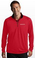 144524914-175 - Greg Norman Play Dry® 1/4 Zip Performance Mock Sweater - thumbnail