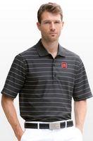 314968923-175 - Greg Norman Play Dry® Performance Striped Mesh Polo - thumbnail