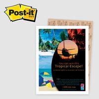 "192854235-125 - Post-it® Custom Printed Poster Paper (8.5""x11"") - thumbnail"