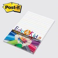 """325530816-125 - Post-it® Custom printed Notes 6 Pad Sets (4""""x6"""") - thumbnail"""