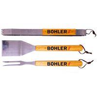 561132917-815 - Wood Handle BBQ Set - thumbnail