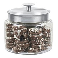 104916272-153 - Glass Cookie Jar - Chocolate Covered Oreos® (48 Oz.) - thumbnail