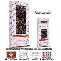 105549382-153 - Be My Valentine Belgian Chocolate Bar - 3.5 Oz. - thumbnail