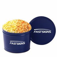 111247905-153 - 2 Way Popcorn Tins - Butter & Cheddar Cheese Popcorn (2 Gallon) - thumbnail