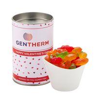 "116194940-153 - 4"" Valentine's Day Snack Tubes - Rainbow Gummy Fish - thumbnail"