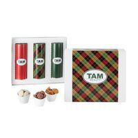 126185901-153 - 3 Way 8 inch Cookie Gift Tube Set - thumbnail