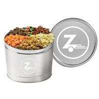 144093071-153 - 6 Way Snack Tins - (1.5 Gallon) - thumbnail