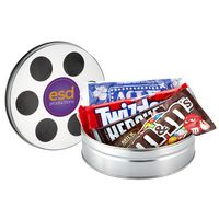 151640816-153 - Small Film Reel Tin - Movie Pack - thumbnail