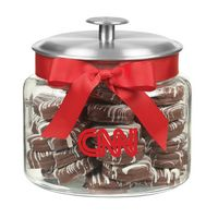 184916237-153 - Glass Cookie Jar - Chocolate Covered Oreos® (64 Oz.) - thumbnail