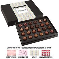 195549317-153 - Valentine's Day 24 Piece Decadent Truffle Box - thumbnail