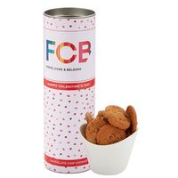 """316195032-153 - 8"""" Valentine's Day Snack Tubes - Mini Chocolate Chip Cookies - thumbnail"""