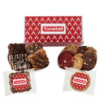 336185073-153 - Fresh Baked Cookies & Brownies Gift Set - 10 pieces - in Mailer Box - thumbnail