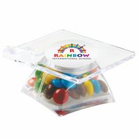 336201709-153 - Graduation Cap Container - Mini M&M's - thumbnail