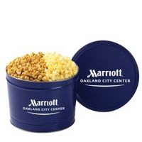 372002293-153 - 2 Way Popcorn Tins - Caramel & Butter Popcorn (2 Gallon) - thumbnail