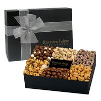 394166681-153 - 6 Way Deluxe Gift Box with Chocolate Bar - Savory Delight - thumbnail