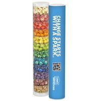 504832528-153 - 12 Way Colored Popcorn Tube - Large - thumbnail