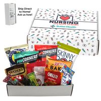 506264068-153 - Nurse Appreciation Healthy Snack Care Package - Large - thumbnail