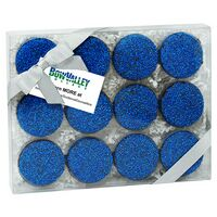 514167817-153 - Elegant Chocolate Covered Oreo Gift Box - Nonpareil Sprinkles (12 Pack) - thumbnail