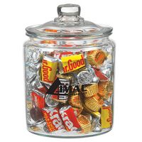 515182968-153 - Half Gallon Glass Jar - Hershey's® Everyday Mix - thumbnail