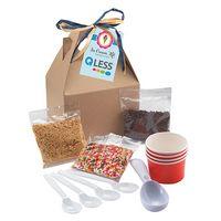 535136864-153 - Do-It-Yourself Ice Cream Kit Gable Box - thumbnail