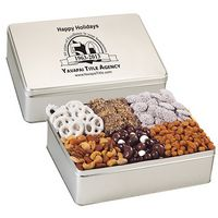 544166139-153 - 6 Way Deluxe Gift Tin - Luxury Sweet Sampler - thumbnail
