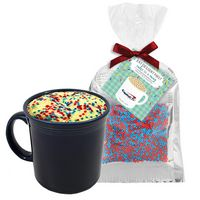 555805941-153 - Mug Cake Mug Stuffer - Corporate Color Cake - thumbnail