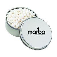 564547522-153 - Large Round Tin - White Mints - thumbnail