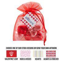 725549524-153 - Organza Bag - Sweetheart Mix (Large) - thumbnail