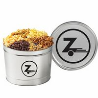 742098522-153 - 6 Way Snack Tins - Popcorn, Pretzels, & Party Mix (2 Gallon) - thumbnail