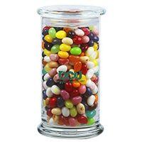 765431590-153 - Status Glass Jar - Gourmet Jelly Beans (20.5 Oz.) - thumbnail