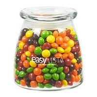 775432253-153 - Vibe Glass Jar - Skittles (27 Oz.) - thumbnail